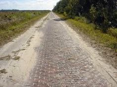 An old HALF road...