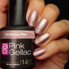 Bronzy Pink