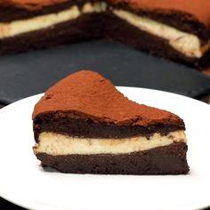 Fruit Recipes, Sweet Recipes, Cake Recipes, Dessert Recipes, Cooking Recipes, Chocolate Chip Cake, Chocolate Desserts, Mint Chocolate, Health Desserts