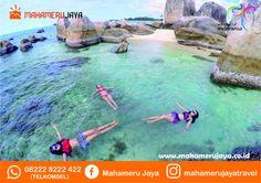pantai belitung -salah satu surga liburan Indonesia