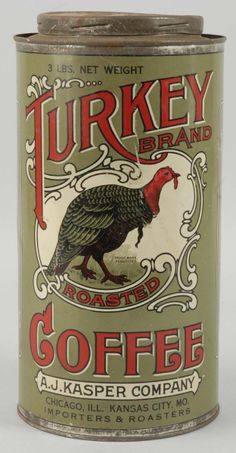 Turkey Coffee..this would be perfect for my turkey-obsessed DH