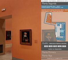 Visita virtual al museo Thyssen-Bornemisza | Rincón didáctico de CCSS, Geografía e Historia