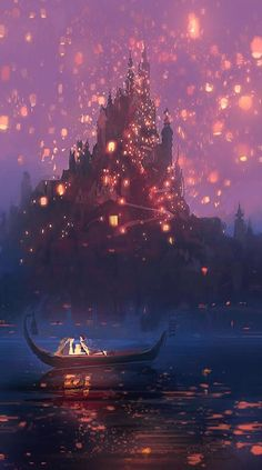 By disney's animater tangled