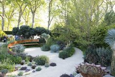 The Winton Beauty of Mathematics Garden adds some clever thinking to its green-fingered di...