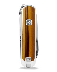 Tiger's Eye Swiss Army® Knife, Brown
