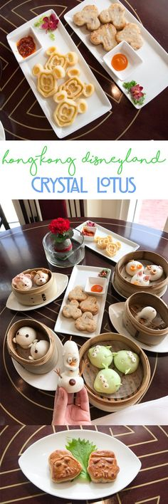 Everything you need to know about the Crystal Lotus Restaurant at Hong Kong Disneyland Hotel- What to order, cost, preparations, etc.