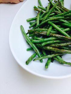 Quinoa, Green Beans, Food And Drink, Low Carb, Vegetables, Cilantro, Vegetable Recipes, Veggie Food, Veggies