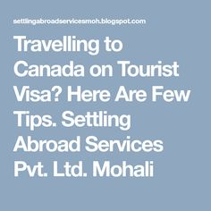 12 Best Settling Abroad Services Pvt  Ltd images in 2019