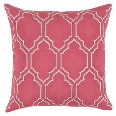 Decor 140 Monticello Throw Pillow, Other Clrs