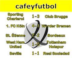 Café y Fútbol: Results May 5th