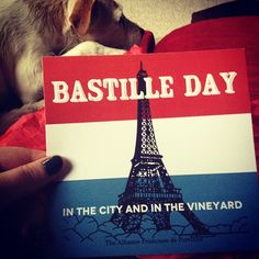 Bastille Day July 15th 2012