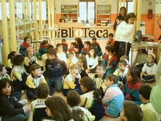 ROQUETES Biblioteca Municipal de Roquetes by Biblioteca de Roquetes, via Flickr