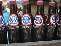 """This extremely popular soda, which is bottled in Ghana, means """"very good Cola,"""" but that's not most tourists' first impression."""