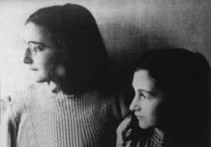 This is believed to be the last photo of Anne Frank with her sister Margot taken in early to mid Later that year her sister would be among the first to receive notice that she would be sent to a Nazi Germany work camp. Anne Frank, Margot Frank, Marie Curie, Steve Jobs, Einstein, History Taking, Photo Star, Influential People, We Are The World