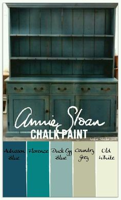 Really want to try Annie Sloan Chaulk Paint