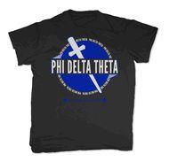 Phi Delta Theta Screen Printed T-Shirt Design #21
