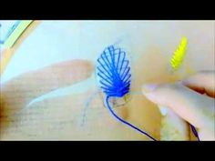 Fishbone Stitch - YouTube