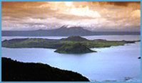 Tagaytay Taal Volcano, Active Volcano, Tourist Spots, Places Ive Been, Tower, Sky, Tagaytay Philippines, Consumer Culture, Nature