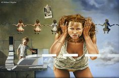 """Roland Heyder - """" Evolution """", 1986"""