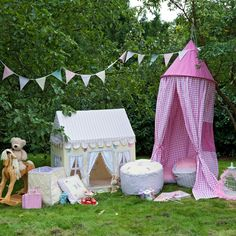 Play Tent (Butterfly)