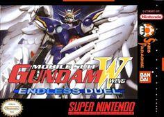 Emularoms: New Mobile Report Gundam Wing: Endless Duel [ SNES...