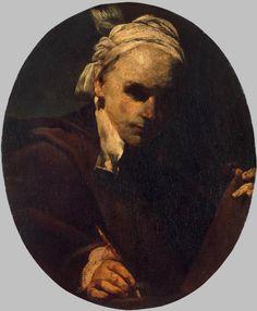 Giuseppe Maria Crespi. Italian (1665 - 1747) - Self Portrait, c. 1700