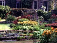 Beautifully composed. Mount Stewart House & Garden -- Northern Ireland