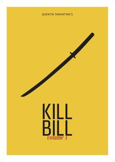 East End Prints - Kill Bill - Pedro Vidotto, £19.95 (http://www.eastendprints.co.uk/kill-bill-pedro-vidotto/)