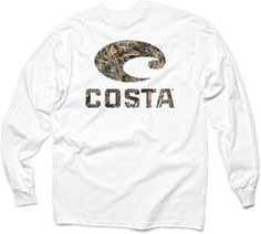 Costa Del Mar Realtree Max-4 Camo Shirt