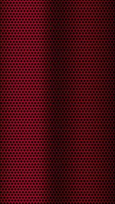 Red Pegboard Wallpaper