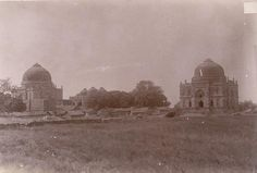 Lodi Tombs in Delhi, India. New Delhi, Delhi India, Lodi Gardens, Taj Mahal, Like4like, Asia, Photography, Internet, Painting