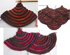 violet: elongated shawl-ethole braid – # Rectangle # Show Mormenekse # Rope # şaletol # knitting Knitting Socks, Knitting Stitches, Knitting Designs, Knitting Patterns, Crochet Leaf Patterns, Knit Crochet, Crochet Hats, How To Purl Knit, Hand Embroidery Designs
