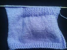 Baby Knitting Patterns Jacket Pocket Knitting - Easy Way Knitting Stiches, Knitting Videos, Arm Knitting, Baby Knitting Patterns, Crochet Patterns, Knit Cardigan Pattern, How To Purl Knit, Tricks, Lana