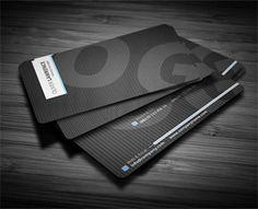 Line Pro Business Card by Calwin (via Creattica)