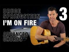 Today I'm teaching Bruce Springsteen's 'I'm On Fire' - the beginner version. Check back on Monday for the more advanced version lesson. Click here to listen ...