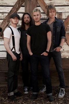 Seen Lifehouse in concert...
