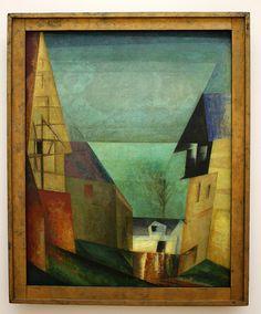 lyonel Feininger - Vollersroda