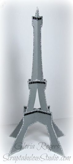 Scraptabulous Studio: The Eifle Tower #Artiste
