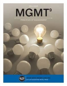 27 best college etextbooks images on pinterest amazon deals mgmt 9 9th edition by chuck williams pdf etextbook isbn 13 978 fandeluxe Choice Image