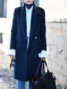 10 Ways to Layer Your Clothes Like a Total Pro via @WhoWhatWearUK
