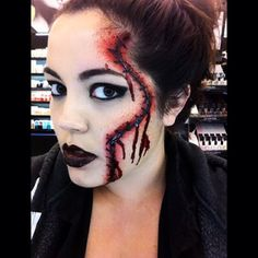 Love this Halloween look by amsalvano. Tag your pics with #Halloween & #SephoraSelfie for a chance to be featured on our boards! #Sephora