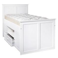 Storage Loft Bed click image to zoom