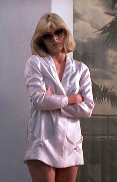 Michelle Pfeiffer as Elvira Hancock - Scarface, Halloween Costume Inspiration