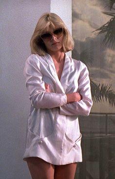 Michelle Pfeiffer as Elvira Hancock - Scarface (1983)
