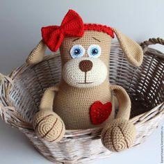 PARANOYAK SATIRLAR: Sevimli Köpek - Türkçe - ÜCretsiz - Lovely Puppy Girl Free Pattern