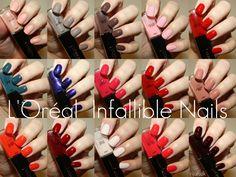 Loreal Infallible Nails