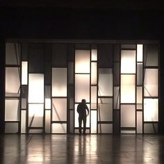 """35 Likes, 2 Comments - Portland Center Stage (@portlandcenterstage) on Instagram: """"""""A Small Fire"""" Tech Week begins. PSM Mark Tynan checks out the gorgeous set designed by Tony Cisek.…"""""""