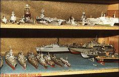 diverse Schiffe