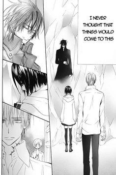 Vampire Knight Chapter 93.5 pg. 12