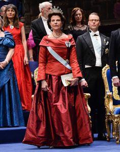 Queen Silvia Nobel 2015